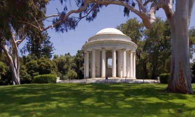 Five romantic parks in California